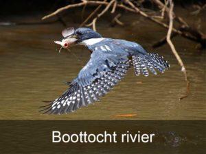 boottocht-rivier