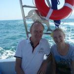 Annemarie Bos en Bert Wilting
