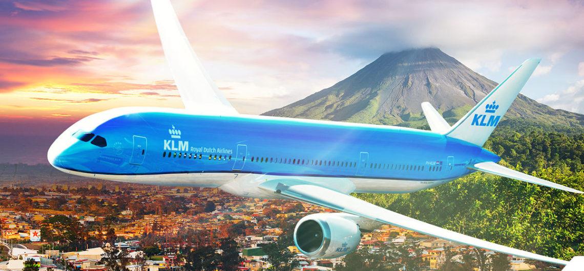 Rechtstreekse vlucht Costa Rica