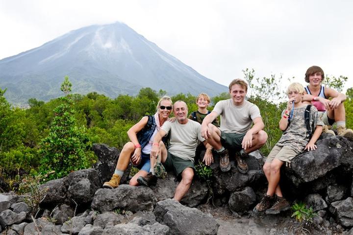 familierondreis door Costa Rica